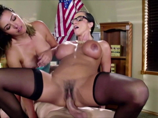 Ariella Ferrera Danica Dillon Bring More Prisoners - You Teen Porn