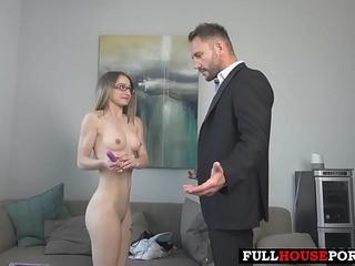 Step dad porno