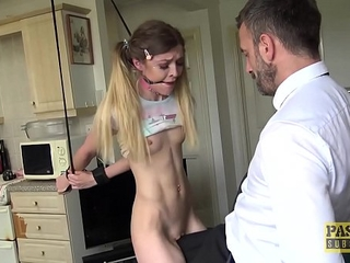 Sub Rhiannon Ryder eaten up increased by left on touching..